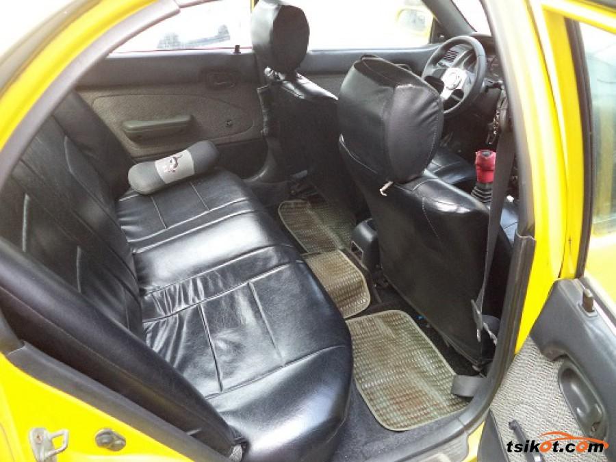 Toyota Corolla 1995 - 1