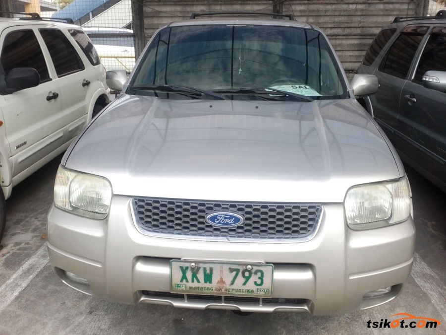 Ford Escape 2003 - 6