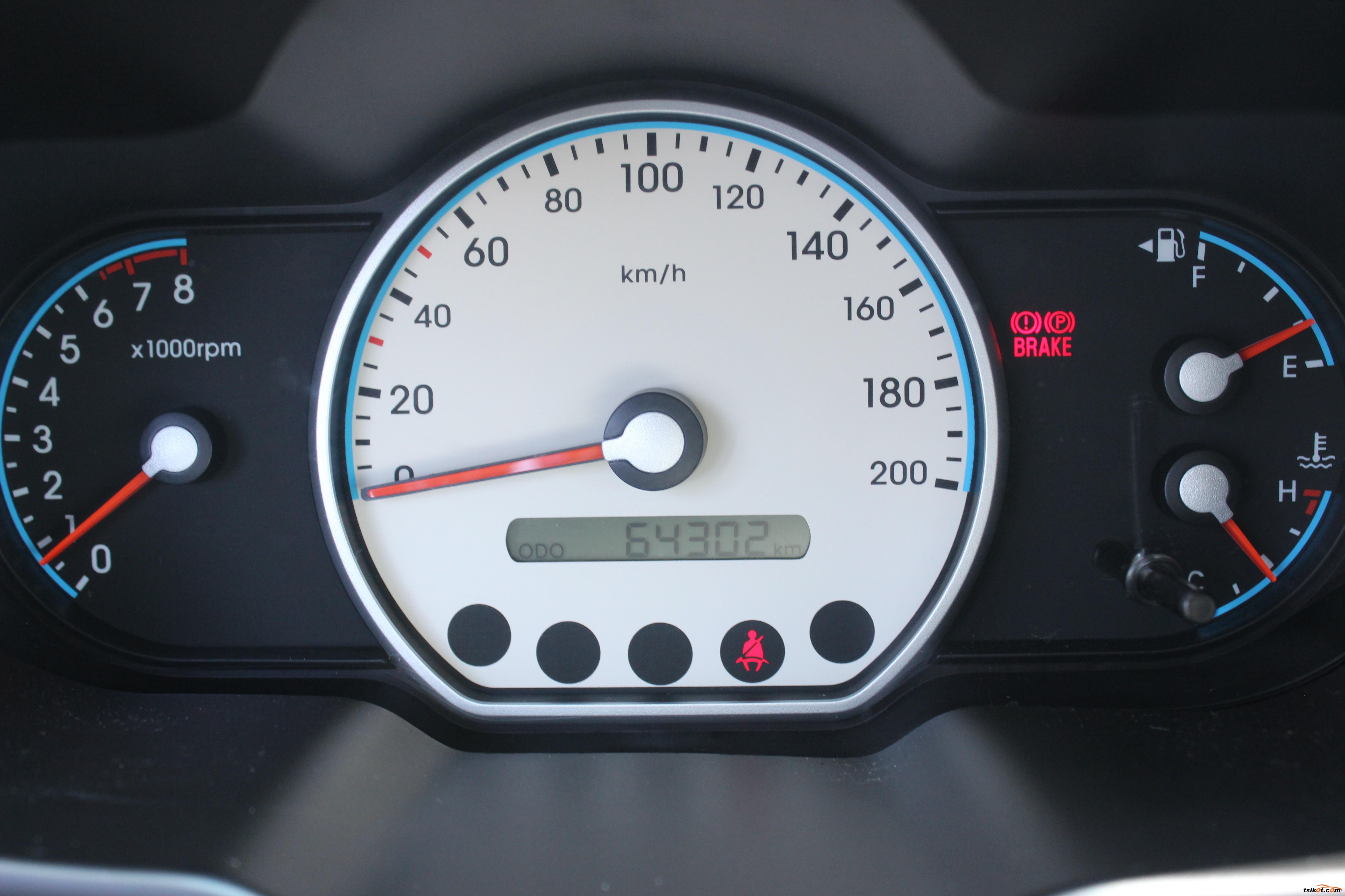 Hyundai I10 2008 - 6