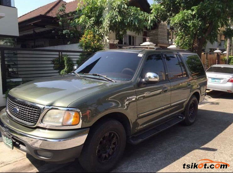 Ford Expedition 2001 - 1