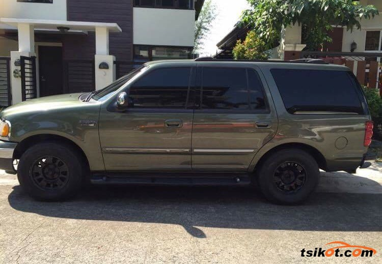 Ford Expedition 2001 - 2