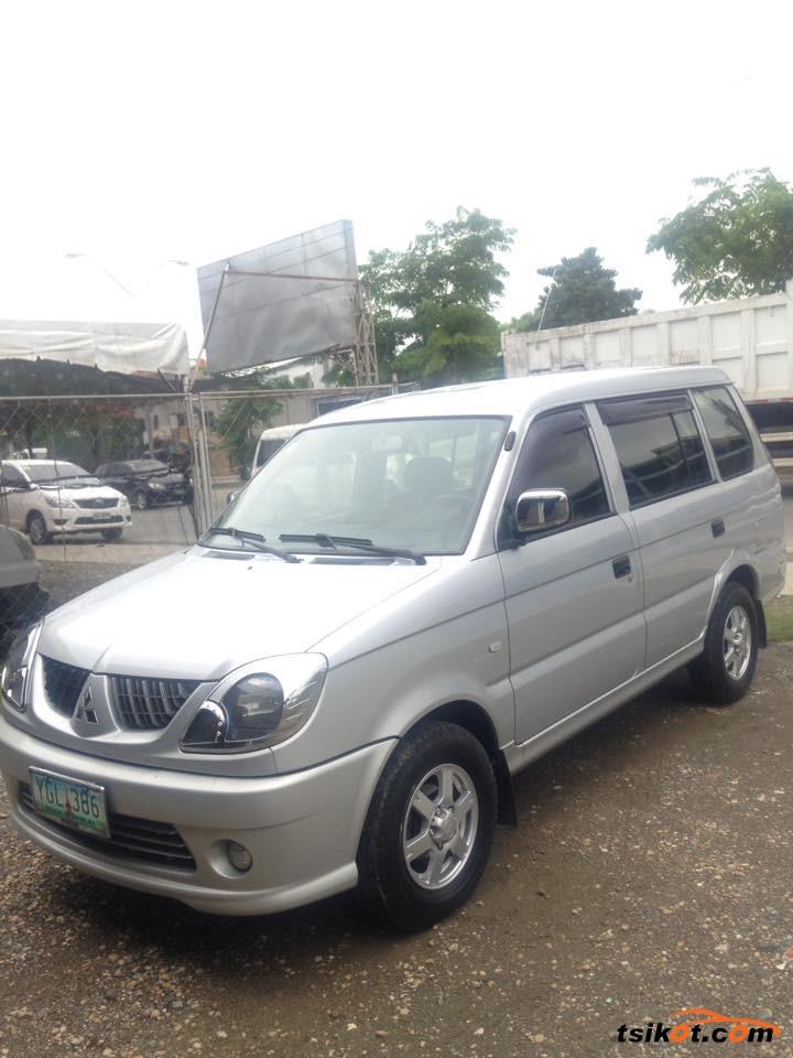 Mitsubishi Adventure 2012 - 8