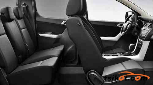 Mazda Bt-50 2016 - 2