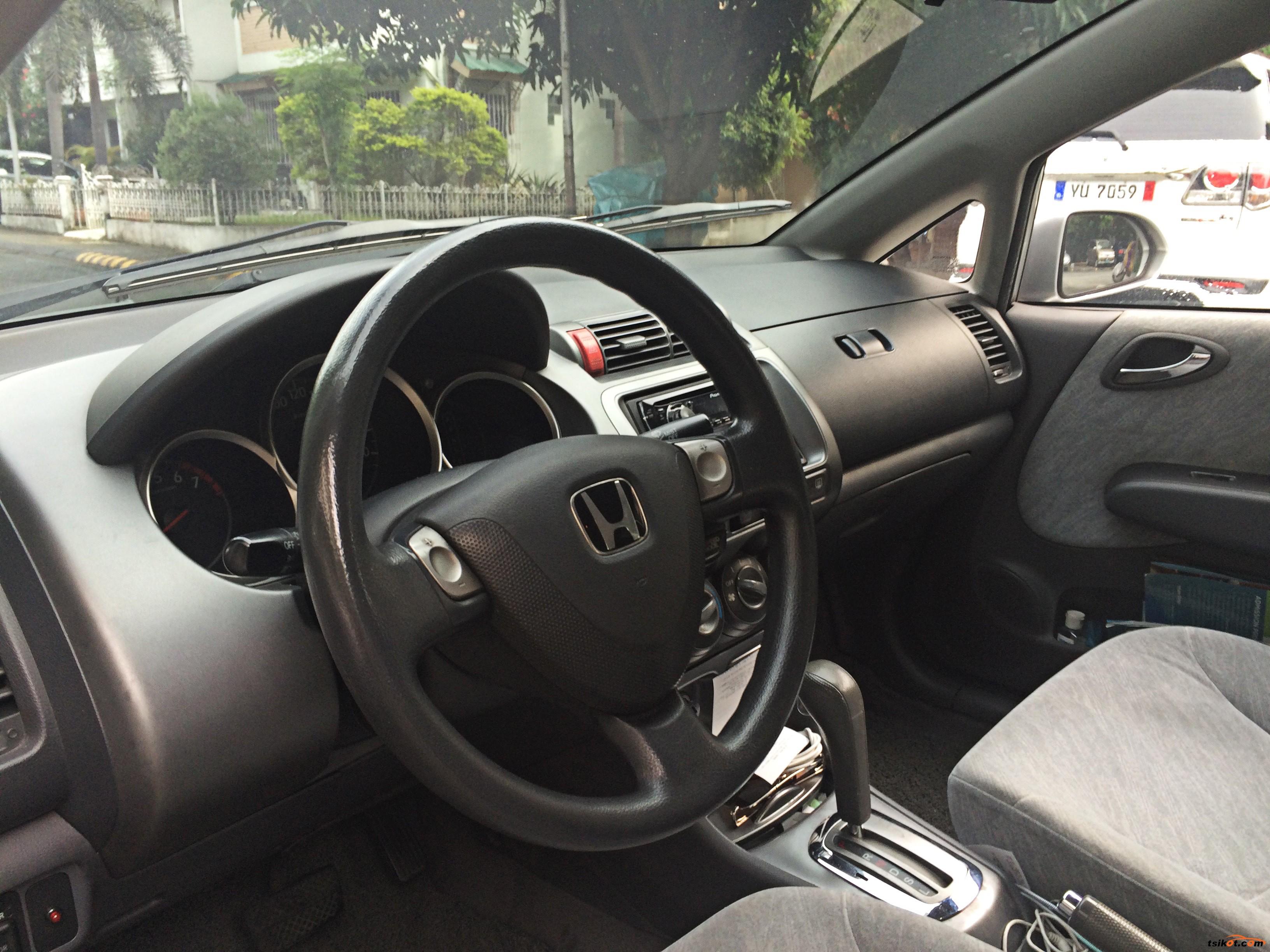 Honda City 2003 - 6