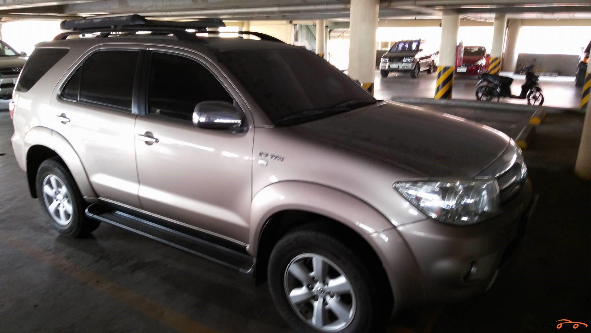 Toyota Fortuner 2011 - 3