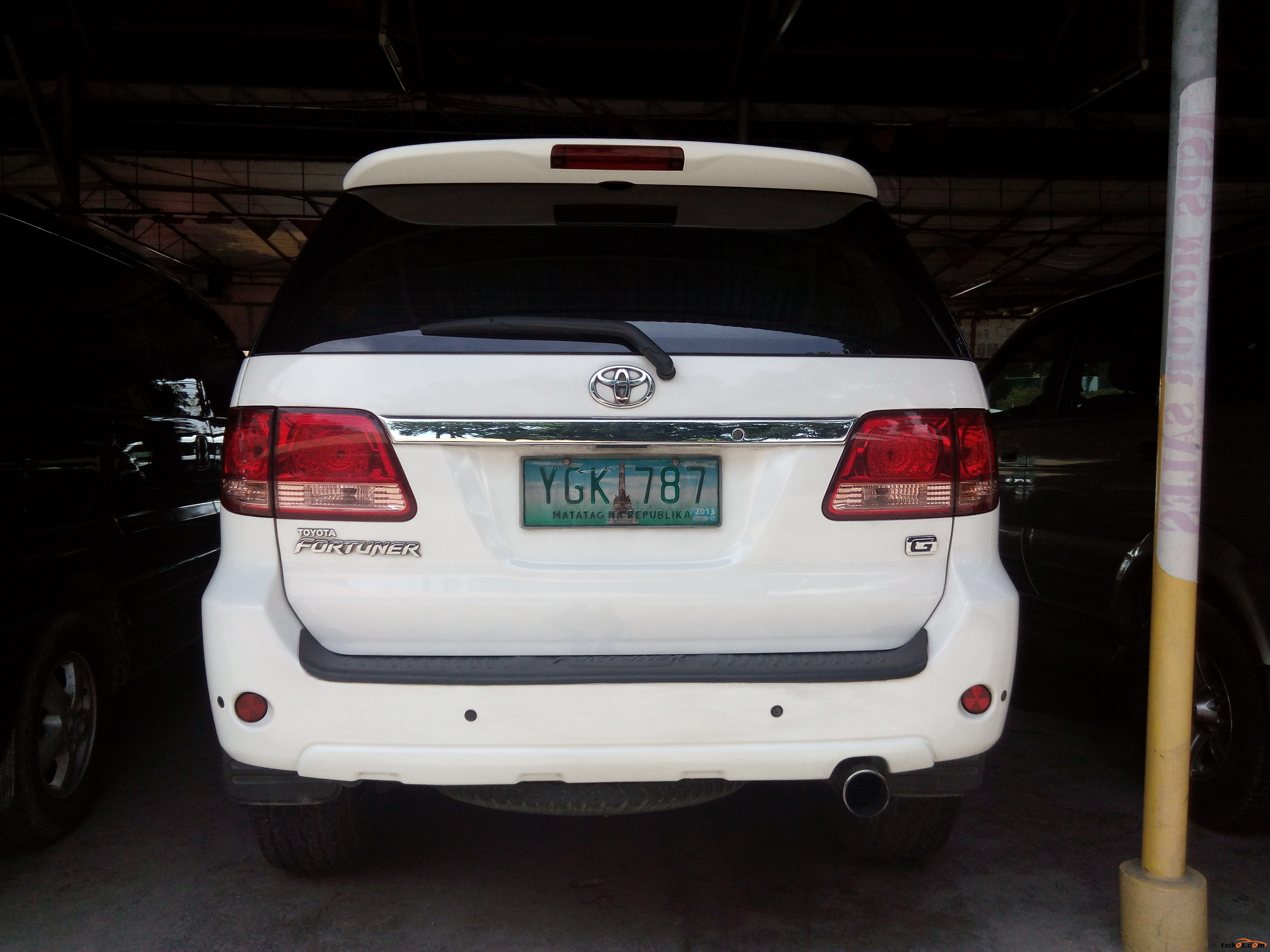toyota fortuner philippines by toyota fortuner 2008 car for sale cebu tsikot com 1 classifieds
