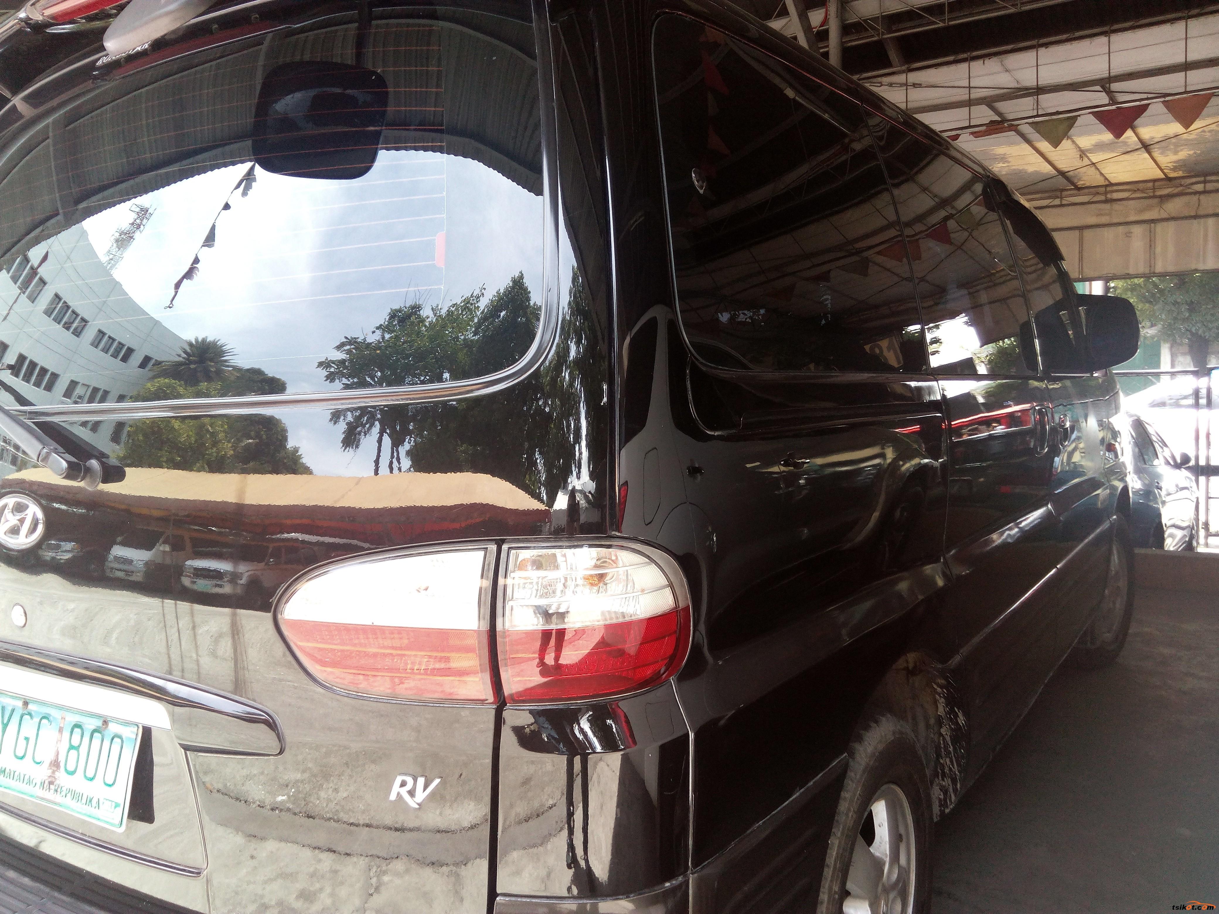 Hyundai G.starex 2008 - 3
