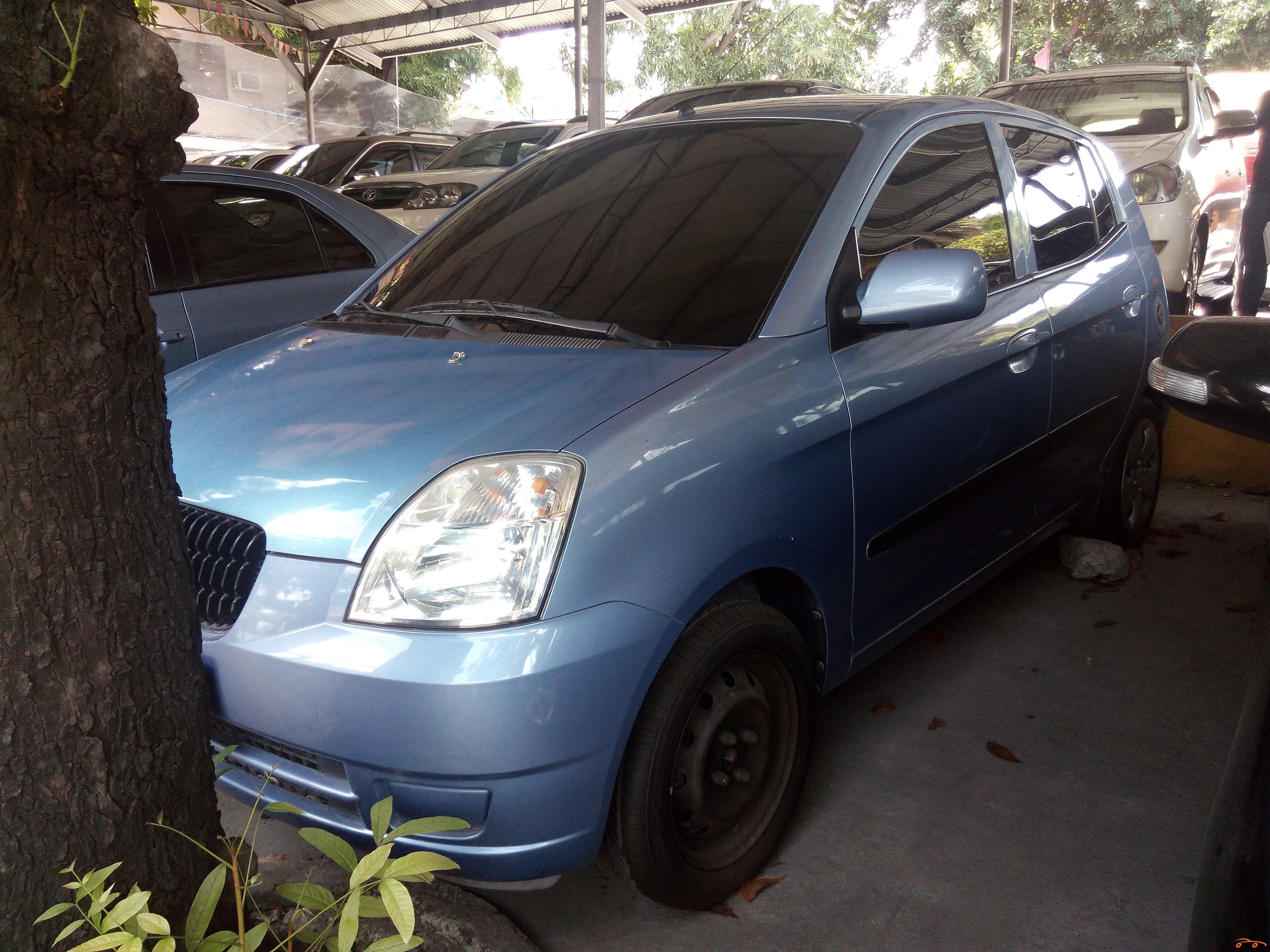 Kia Picanto 2006 - 4