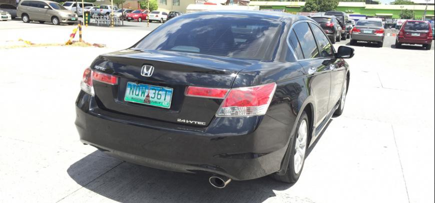 Honda Accord 2010 - 5