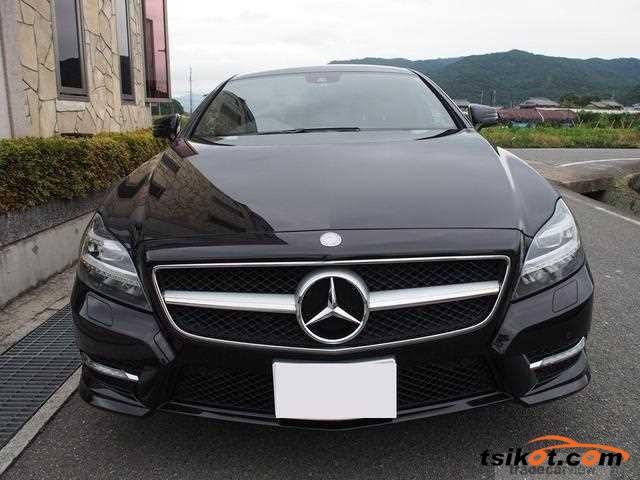 Mercedes-Benz Cls-Class 2012 - 1