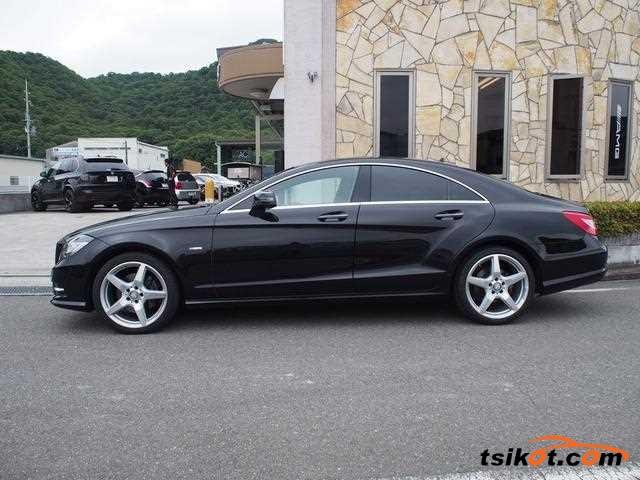 Mercedes-Benz Cls-Class 2012 - 4
