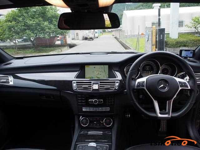 Mercedes-Benz Cls-Class 2012 - 5