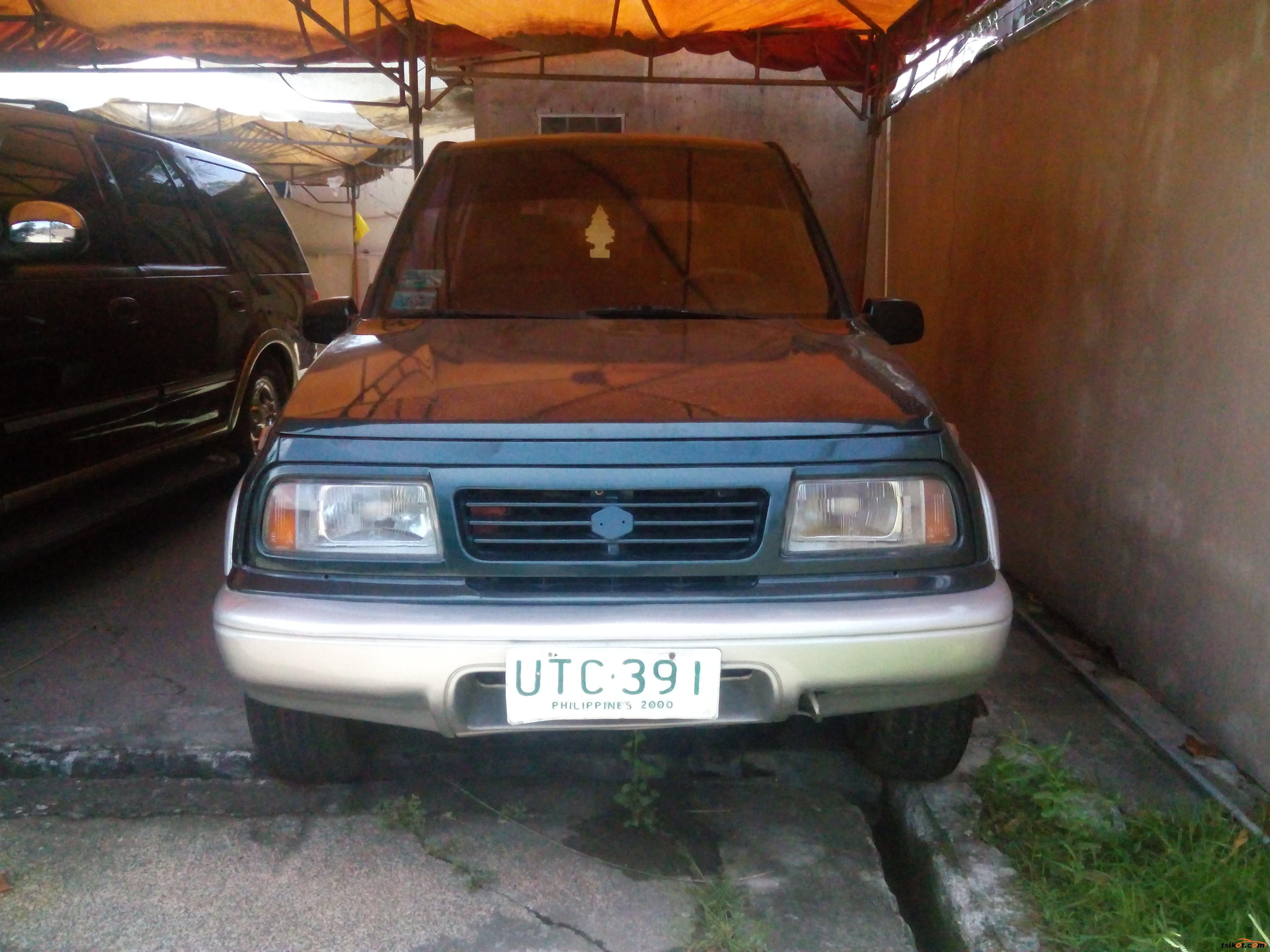 Suzuki Vitara 1995 - 1