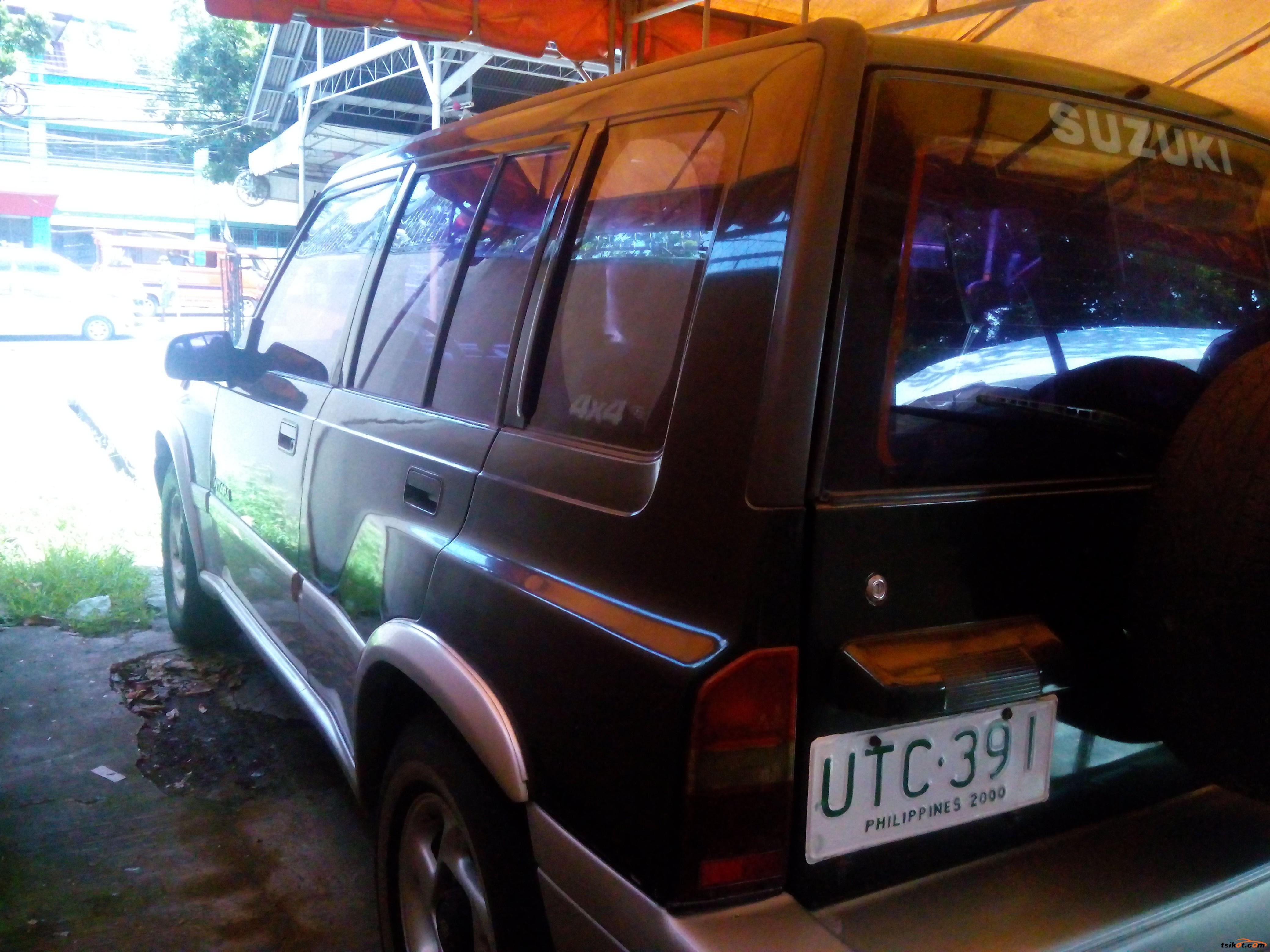 Suzuki Vitara 1995 - 4
