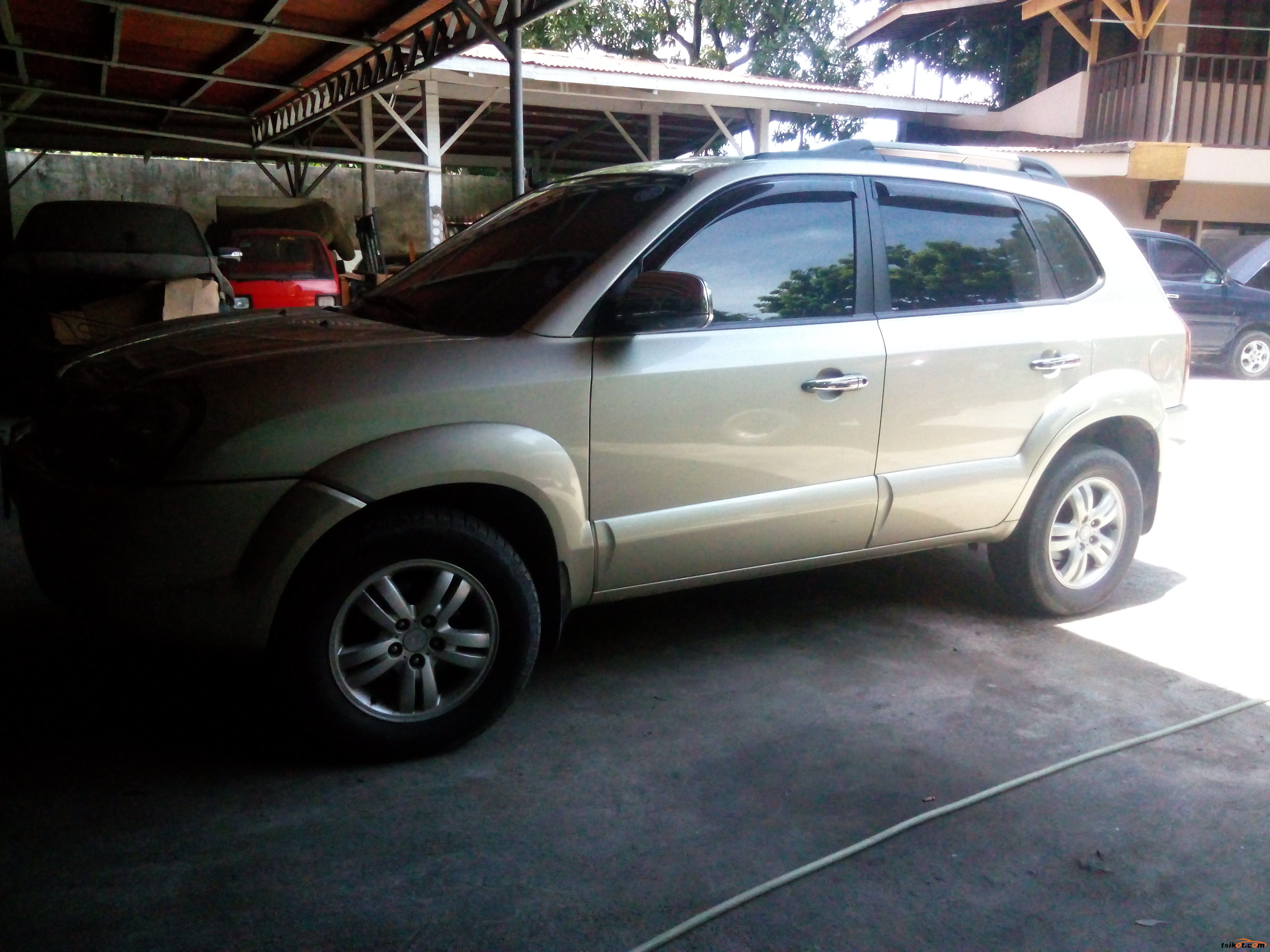 Hyundai Tucson 2008 - 4