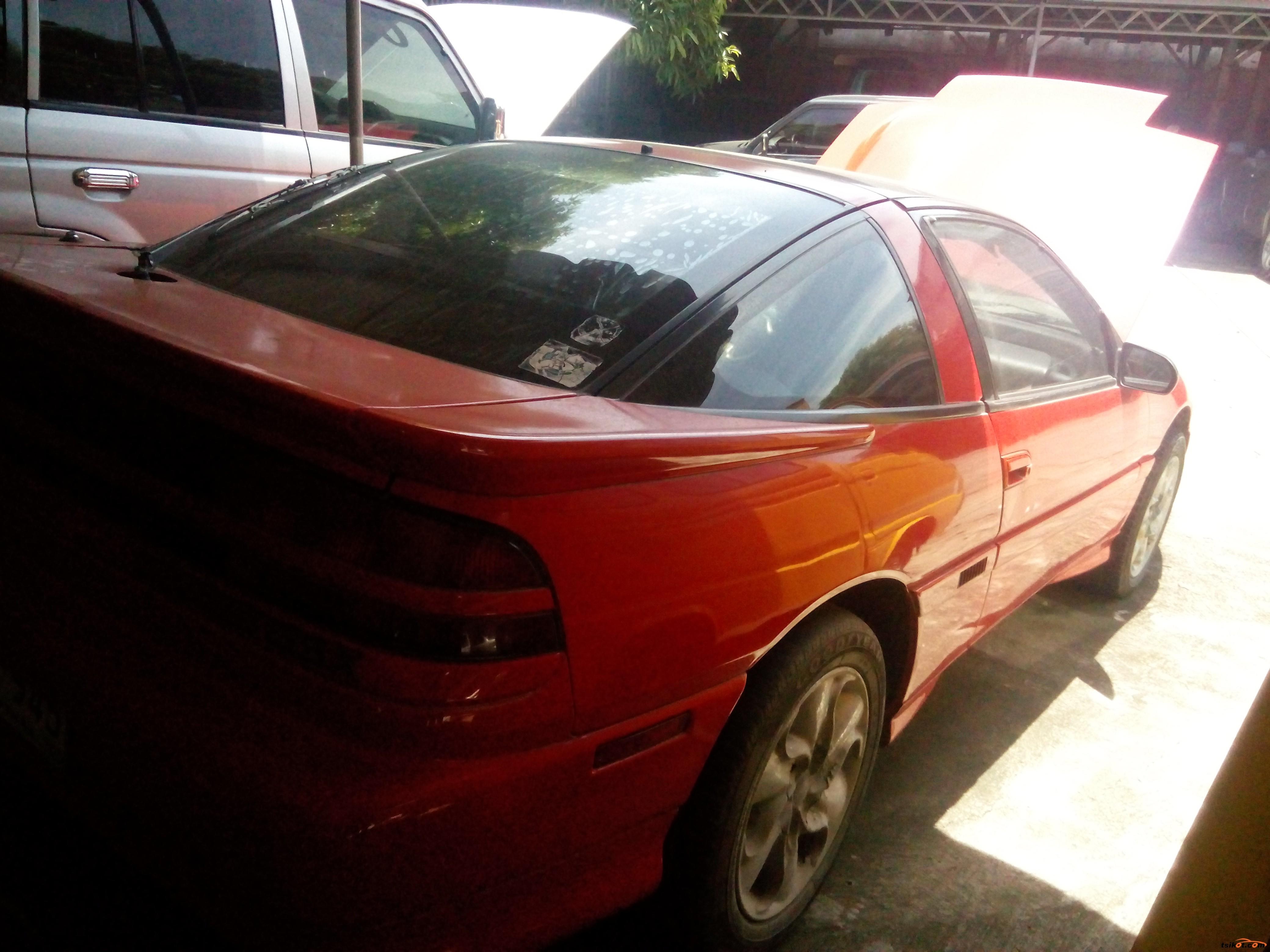 Mitsubishi Eclipse 1991 - 3