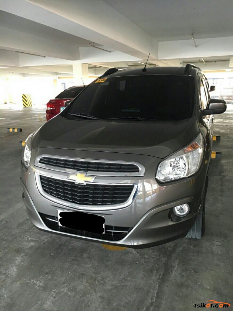 Chevrolet Spin 2014 - 1