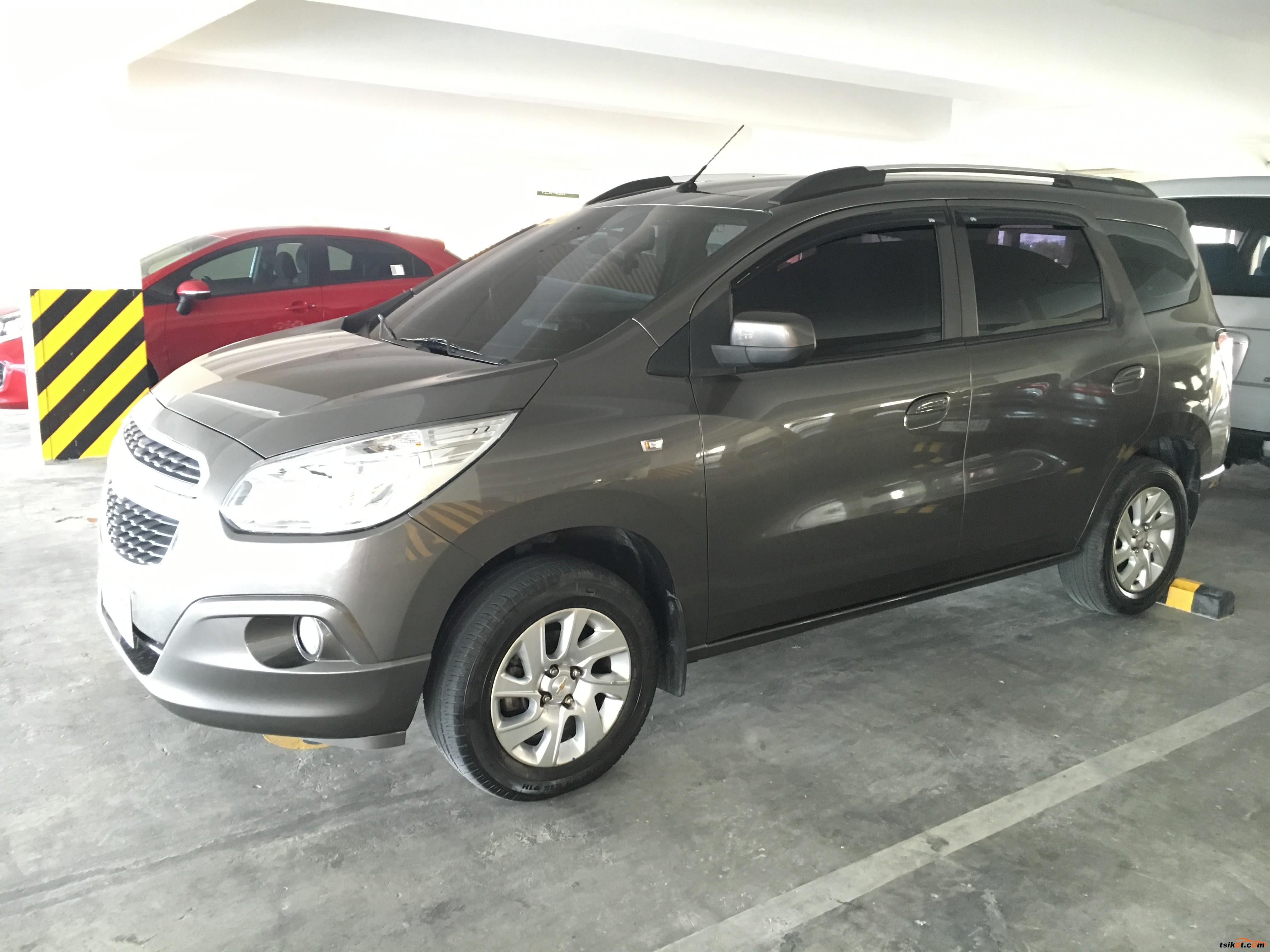 Chevrolet Spin 2014 - 2