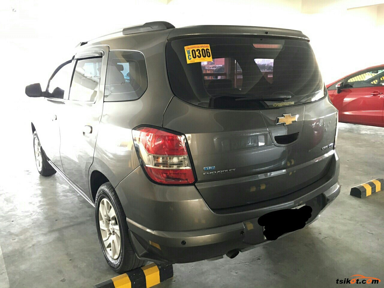 Chevrolet Spin 2014 - 3