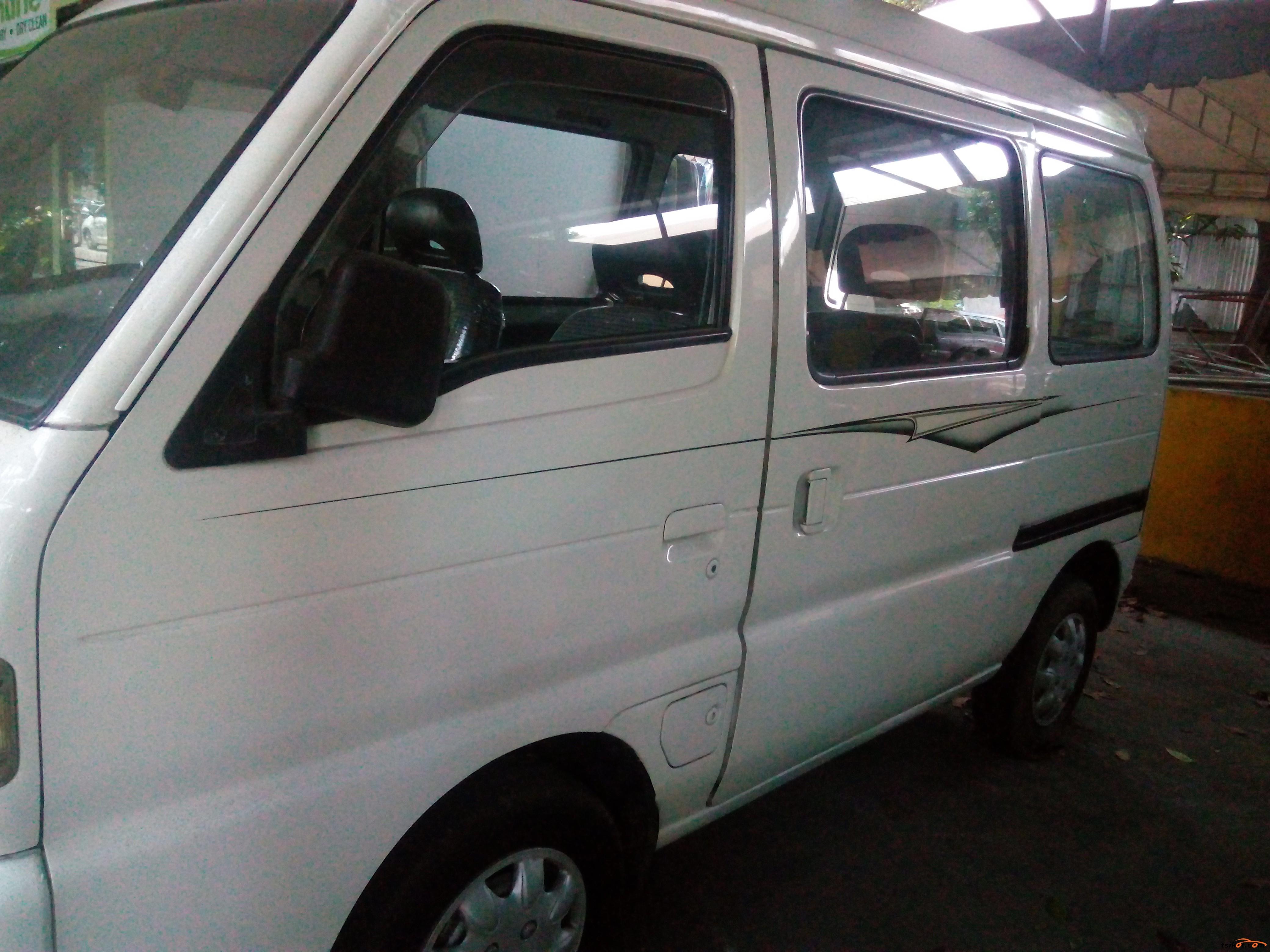 Suzuki Multi-Cab 2014 - 3