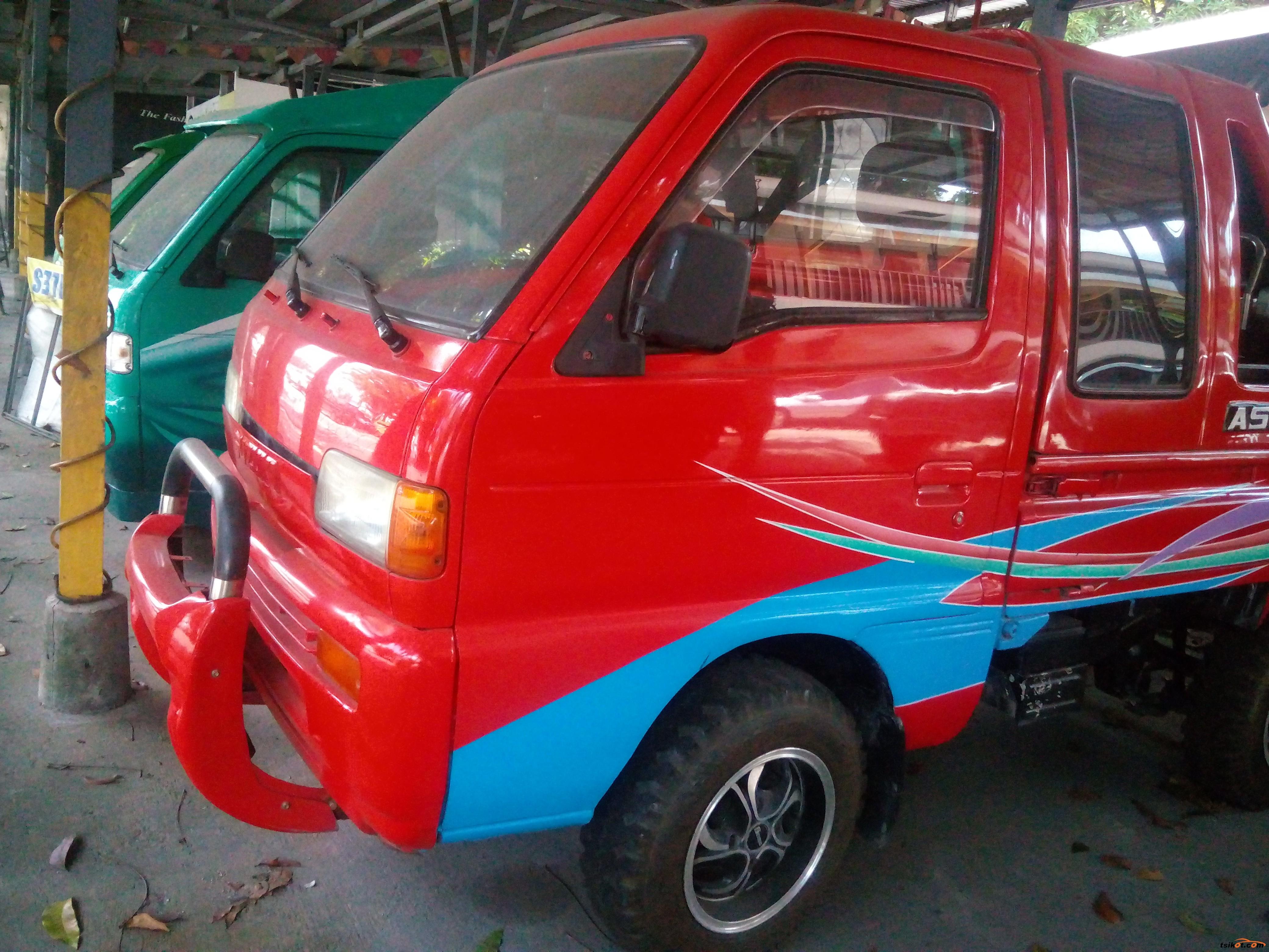 Suzuki Multi-Cab 2012 - 1