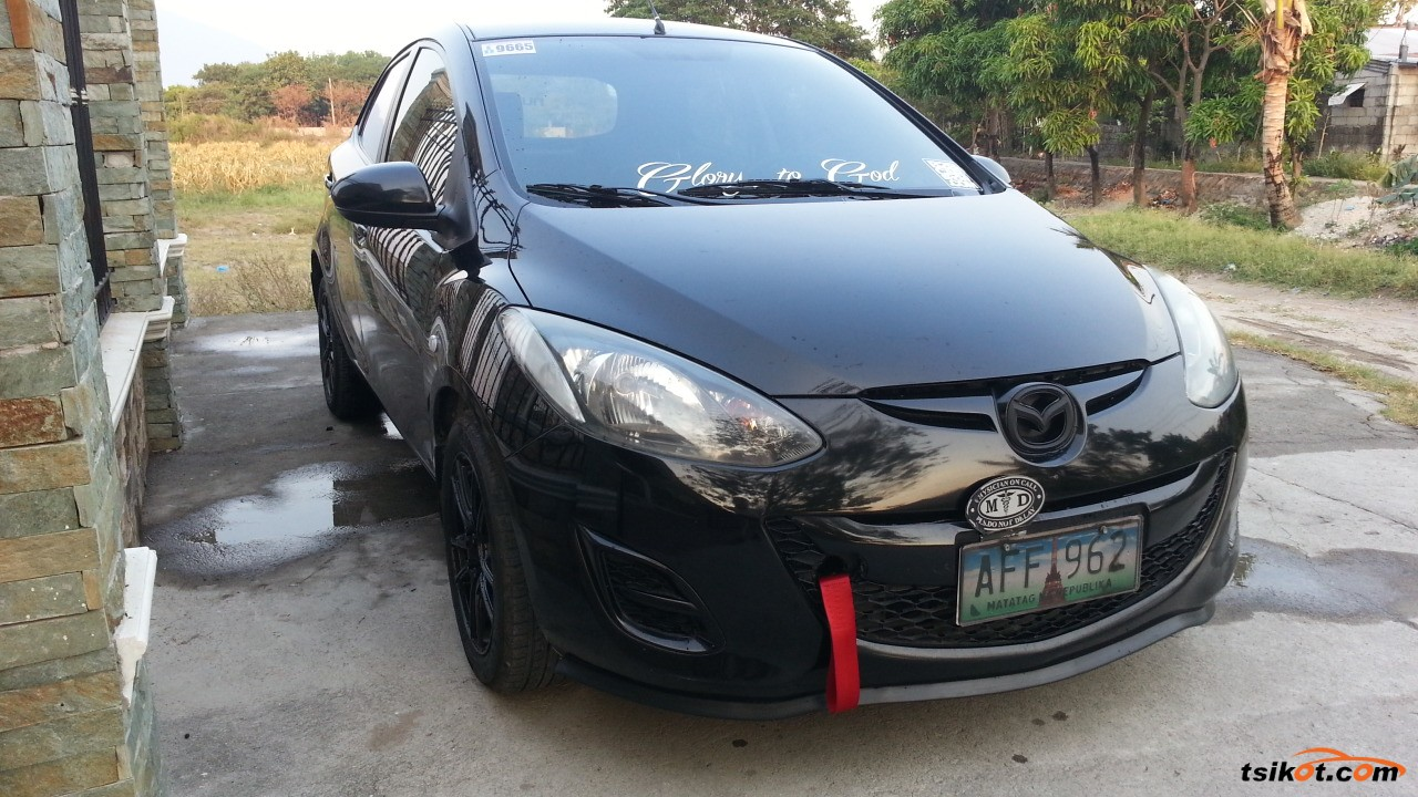 Mazda 2 2013 - 3