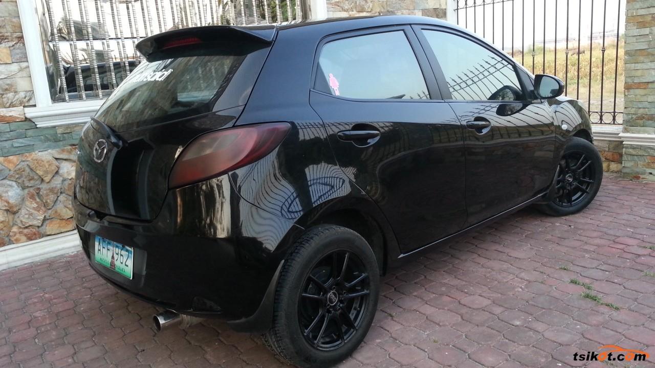 Mazda 2 2013 - 5