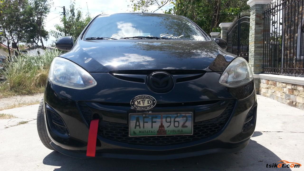Mazda 2 2013 - 7