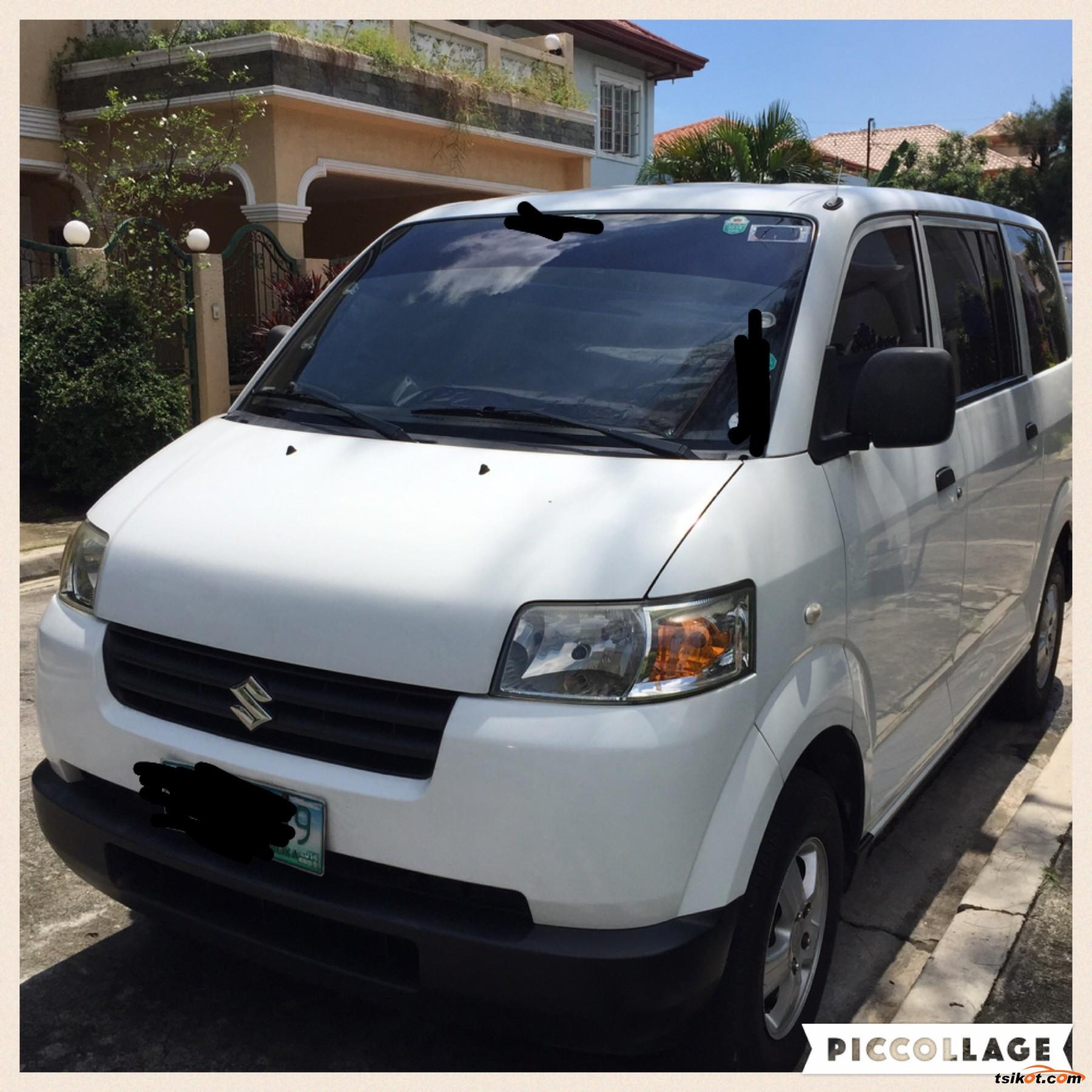 Suzuki Apv Specs Philippines