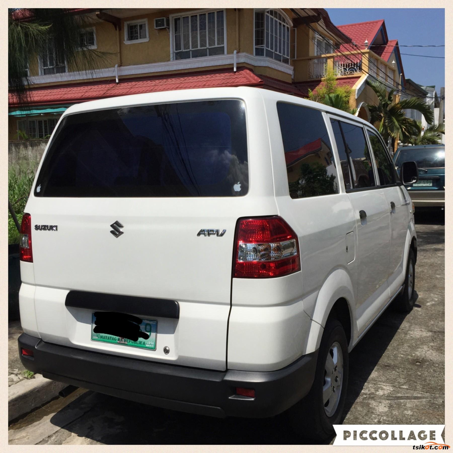 Suzuki Apv 2008 - 2