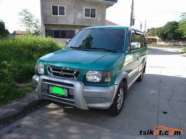 Mitsubishi Adventure 2000 - 7