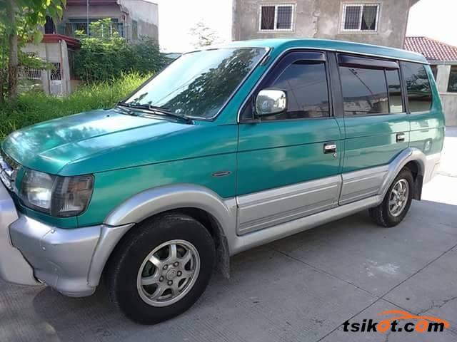 Mitsubishi Adventure 2000 - 9