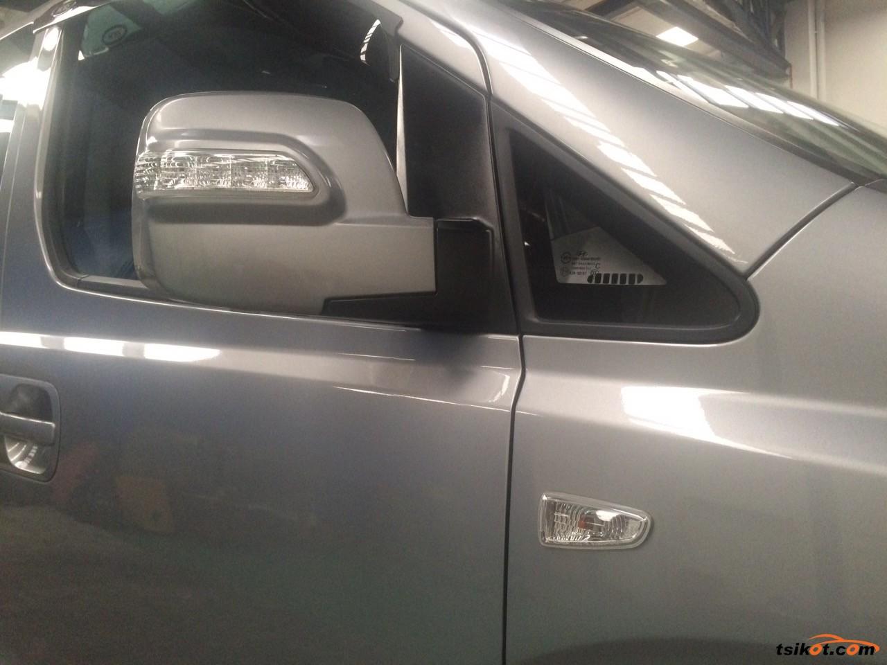 Hyundai G.starex 2016 - 10