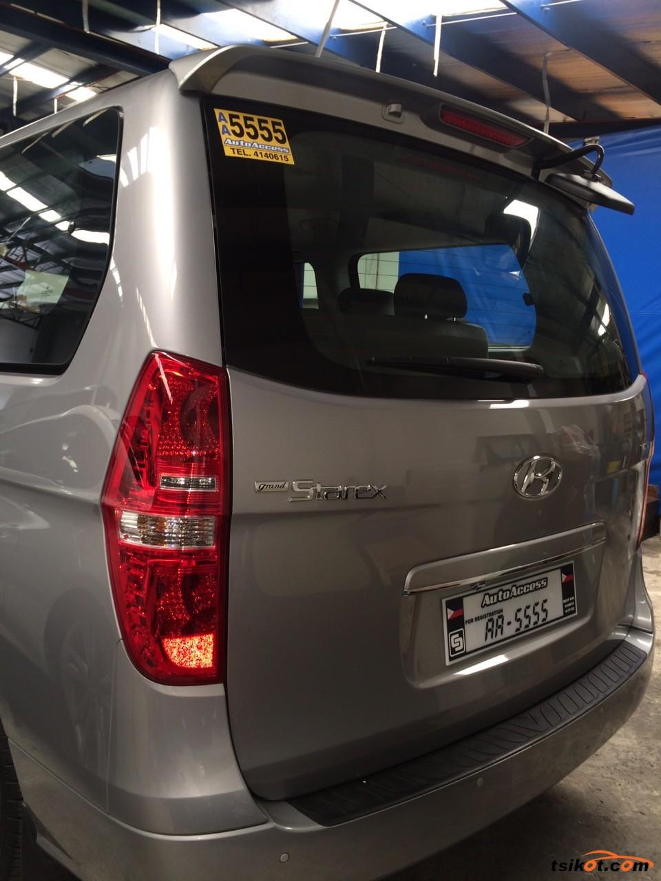 Hyundai G.starex 2016 - 8
