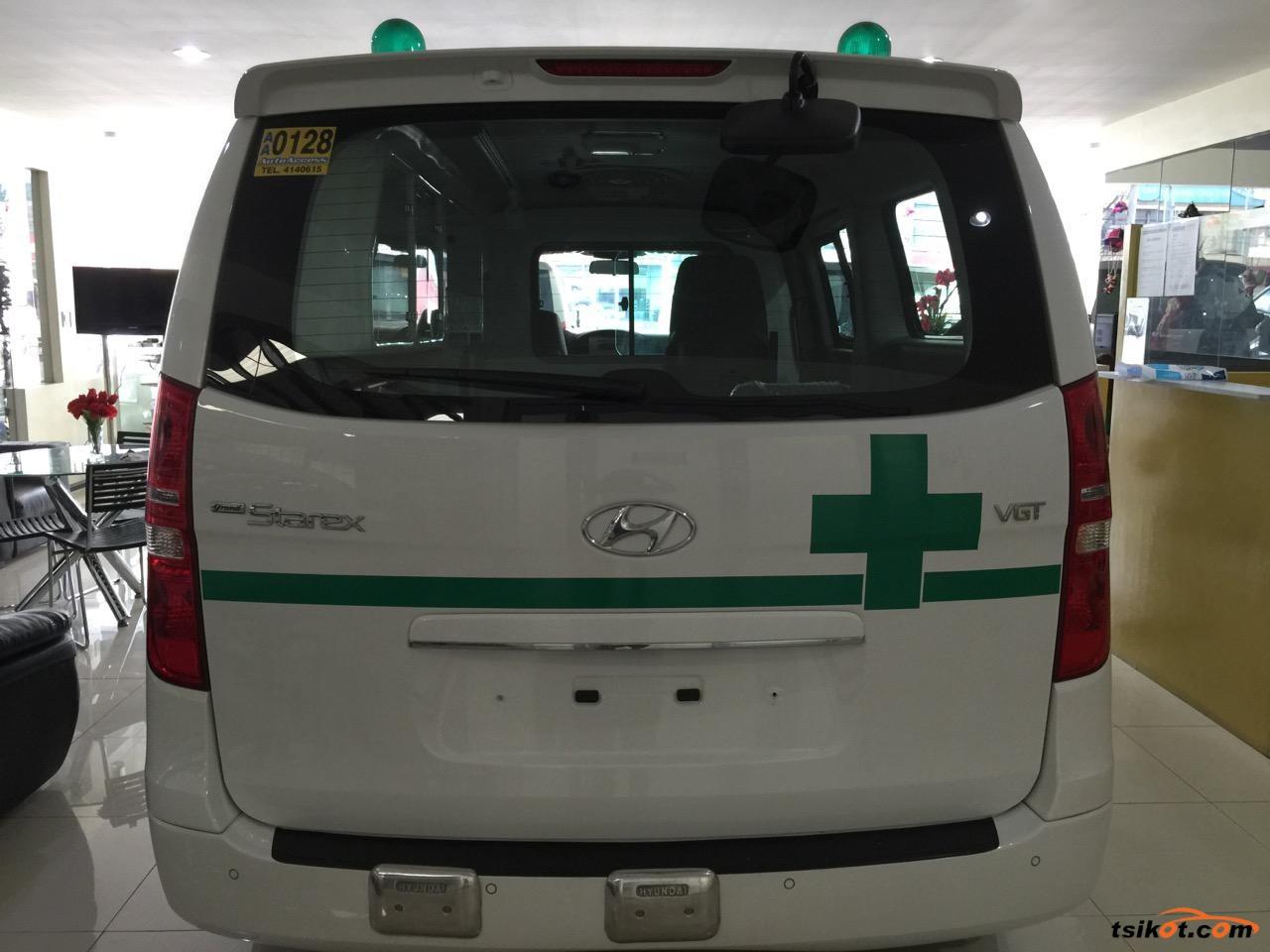 Hyundai G.starex 2016 - 3