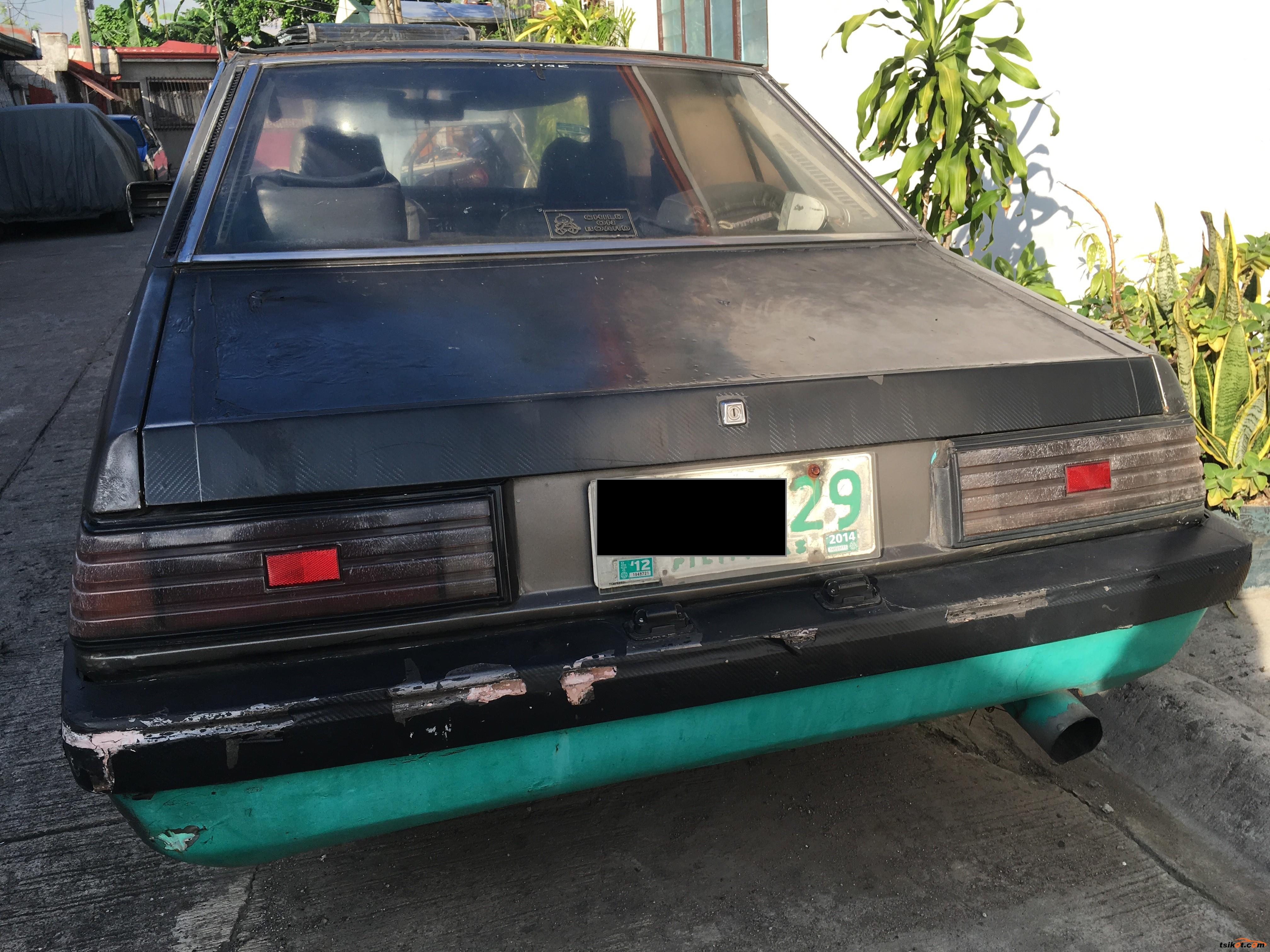 Mitsubishi Galant 1986 - 6