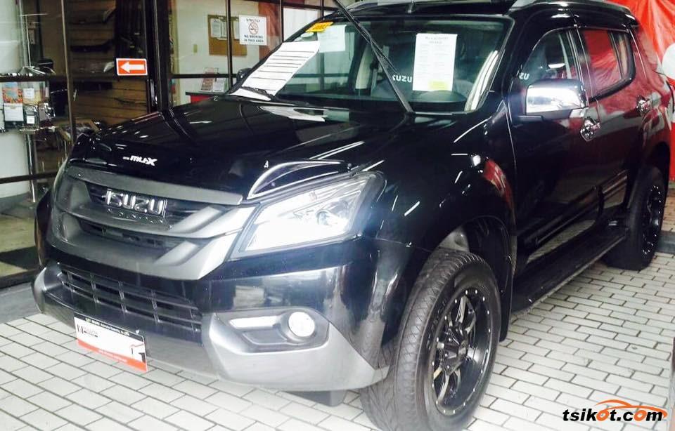 Isuzu Mu-X 2016 - 3