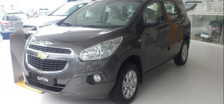 Chevrolet Spin 2015 Car For Sale Calabarzon