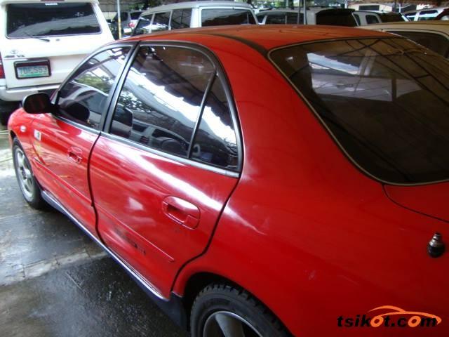 Mitsubishi Galant 1995 - 2