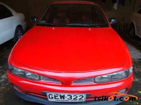 Mitsubishi Galant 1995 - 1