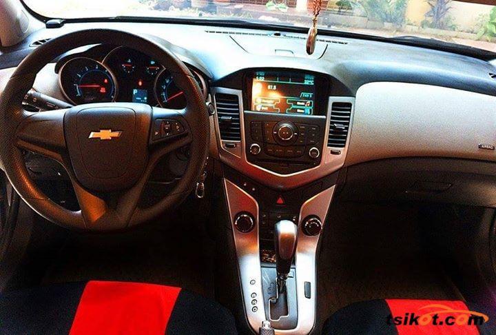 Chevrolet Cruze 2013 - 4