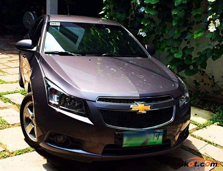 Chevrolet Cruze 2013 - 6