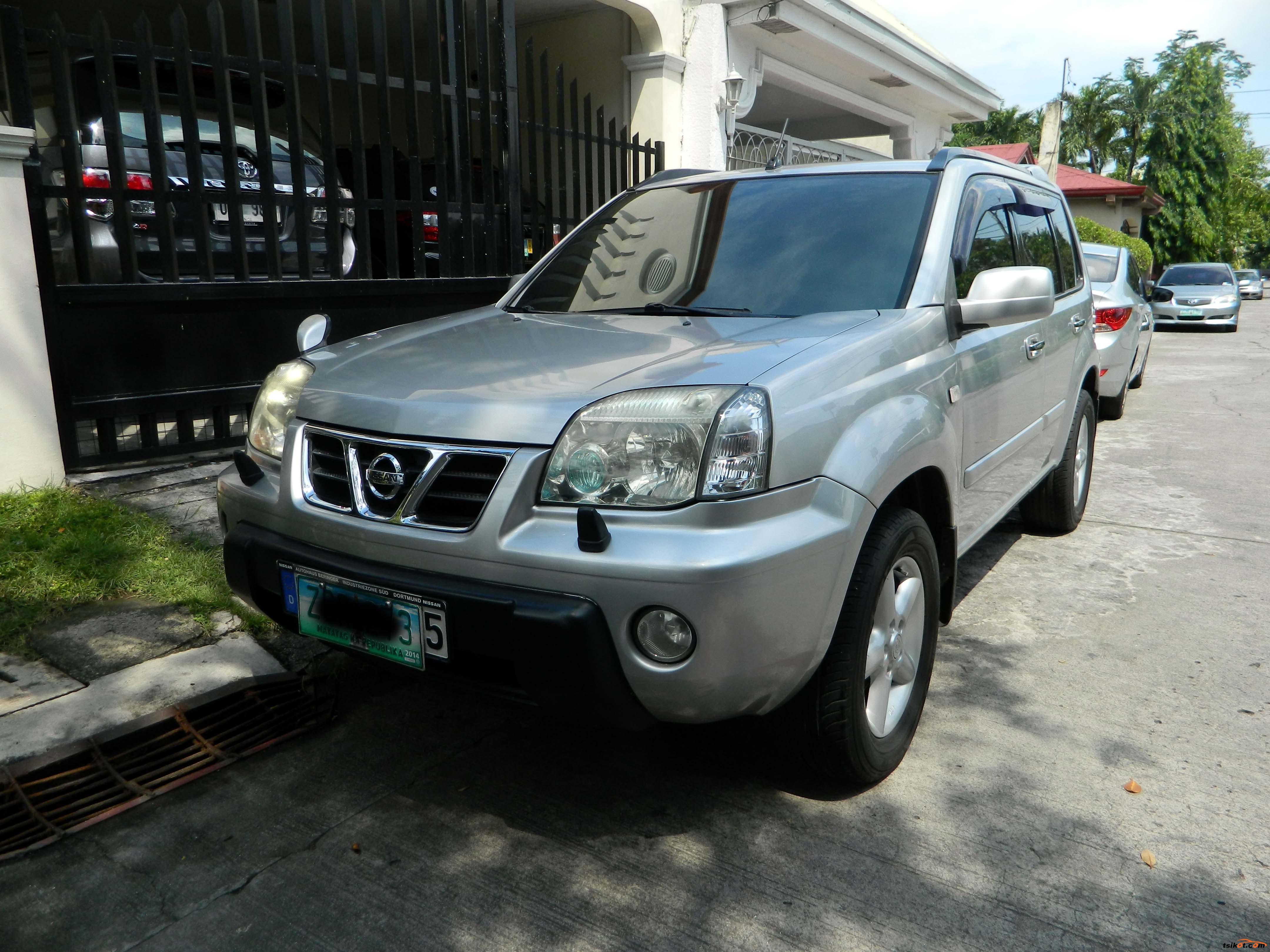 Nissan X-Trail - 1