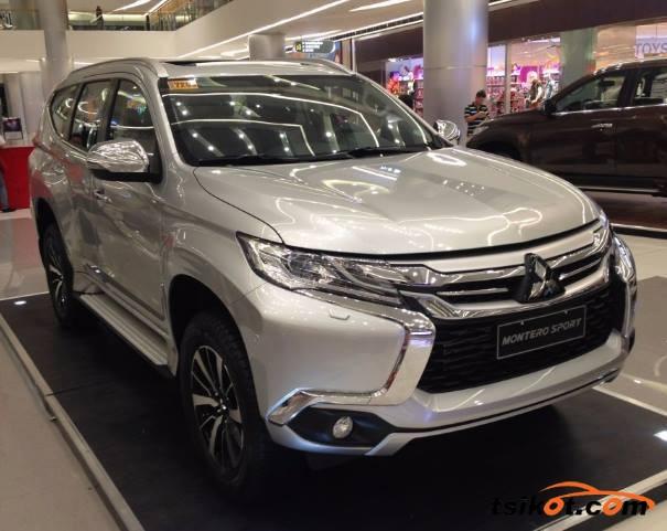 Mitsubishi Montero 2016 - 3