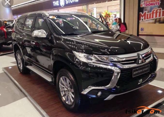 Mitsubishi Montero 2016 - 4