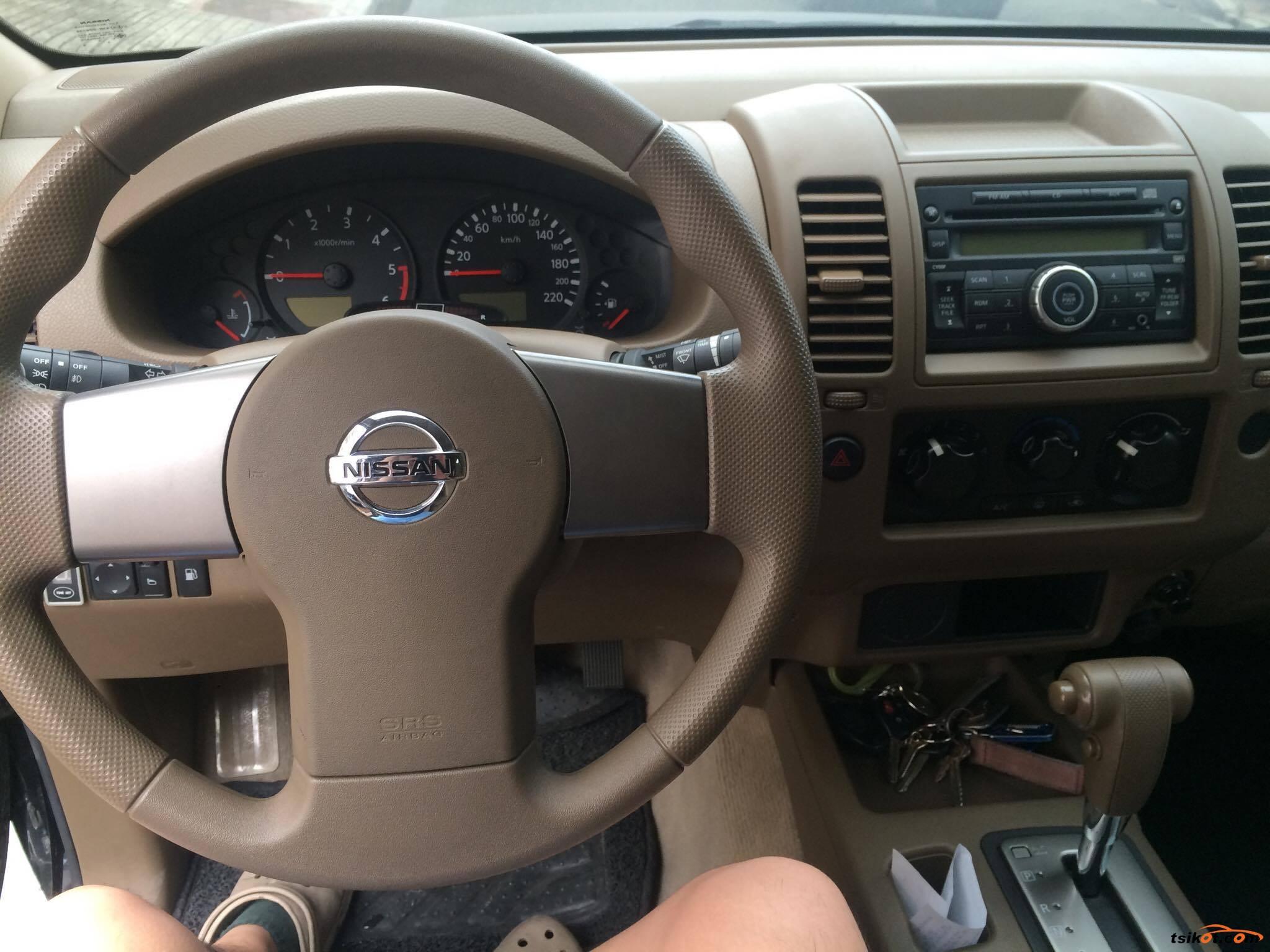 Nissan Navara 2013 - 4
