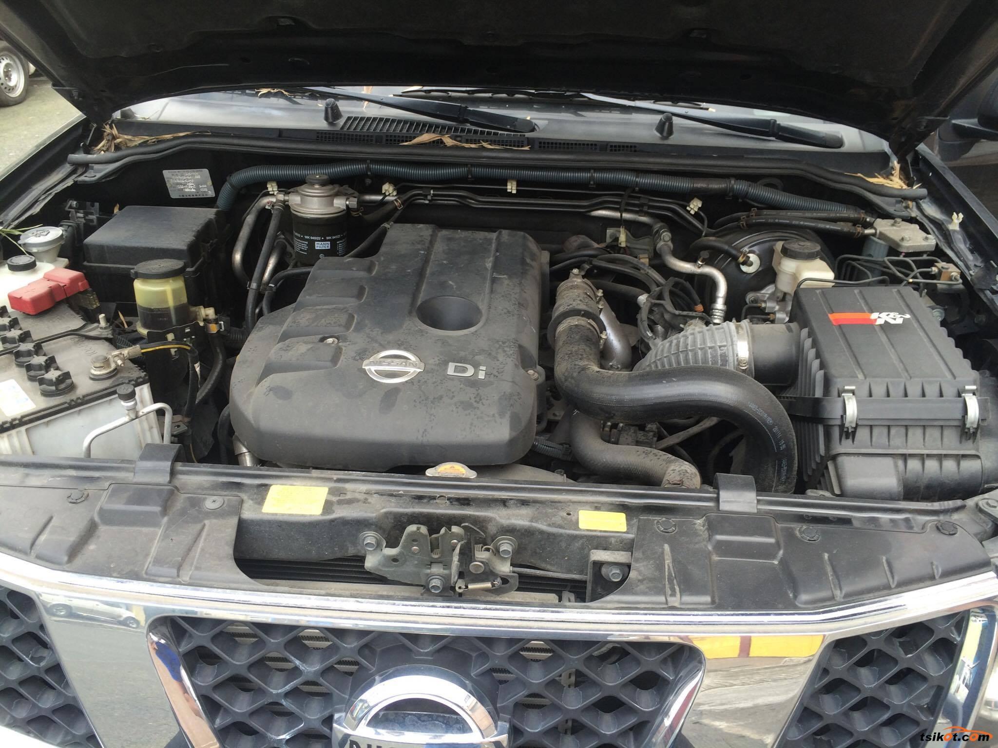 Nissan Navara 2013 - 5