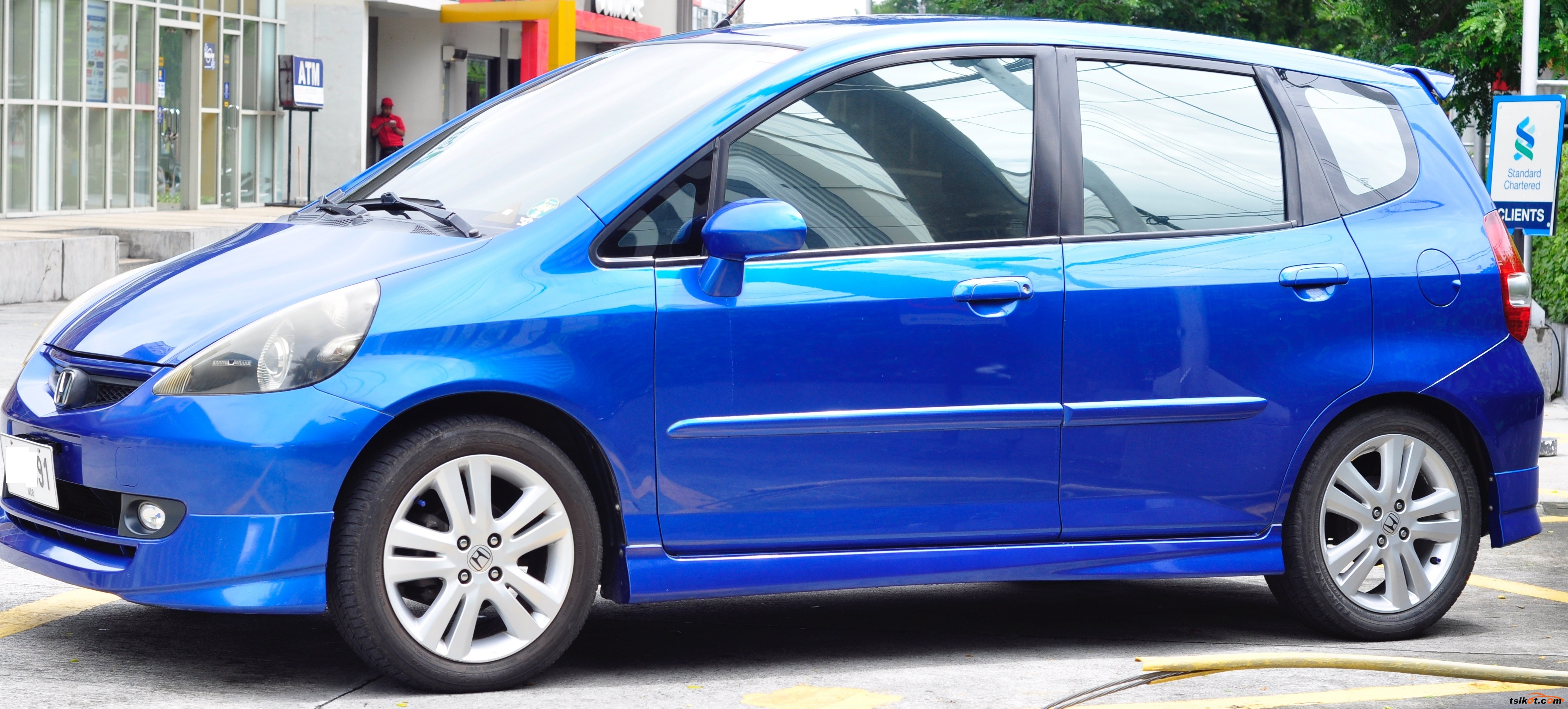 Honda Jazz 2004 - 5