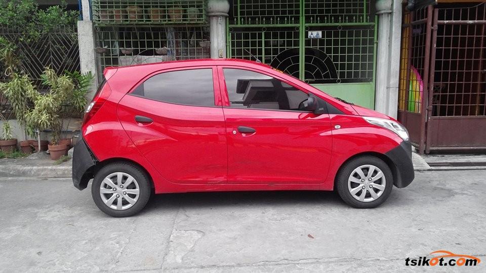 Hyundai Eon 2013 - 3