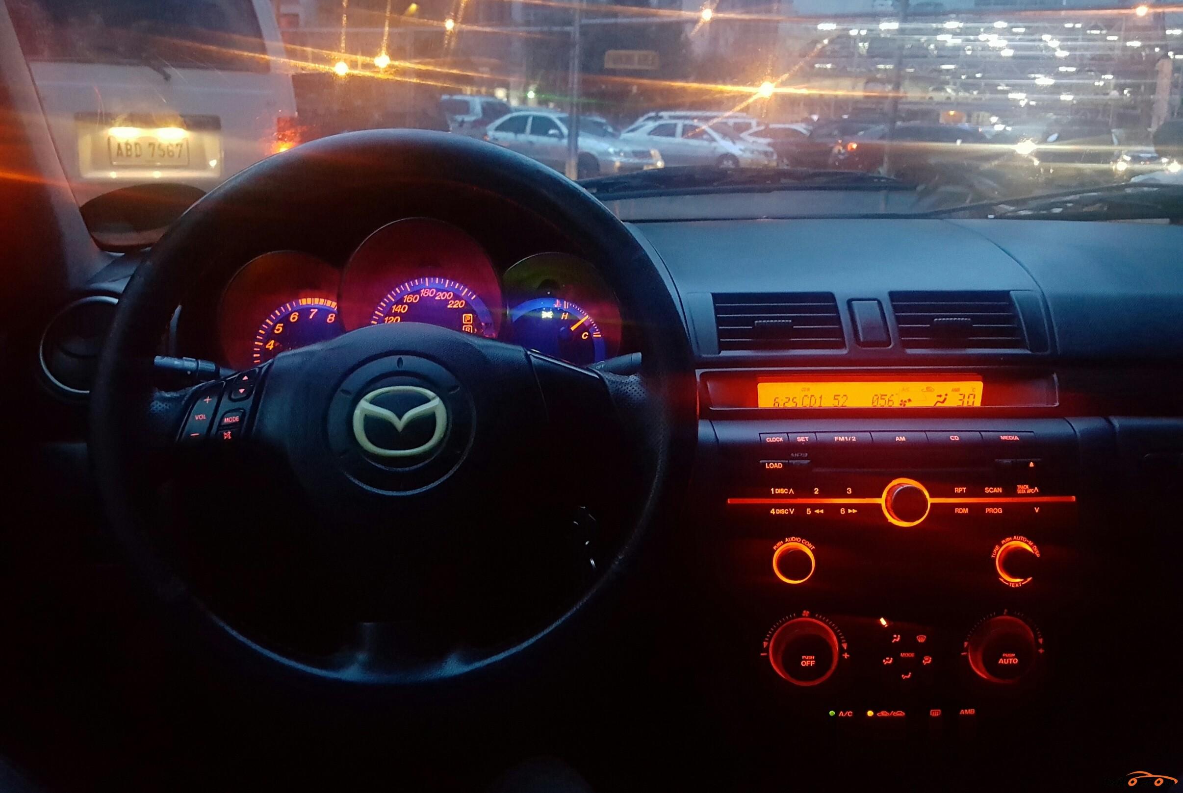 Mazda 3 2007 - 7